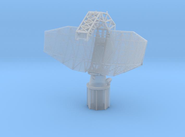 1:72 scale SPS-40 radar 3d printed