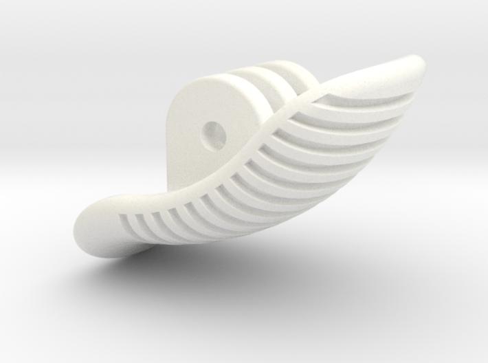 Tilting Palm Rest (Rest Part Only, SK) 3d printed