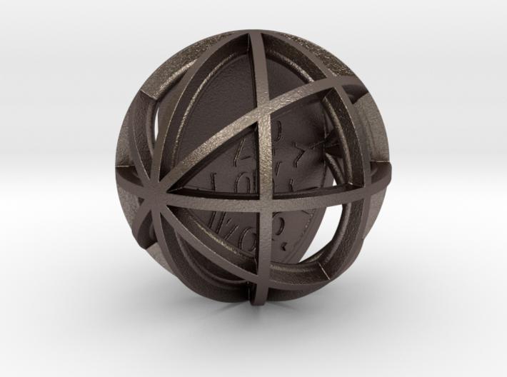 ZWOOKY Style 3405 - Sphere 3d printed