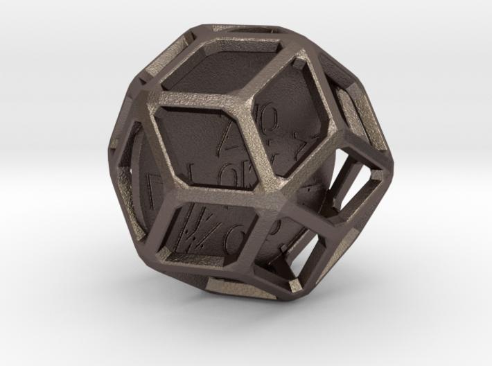 ZWOOKY Style 3402 - Sphere 3d printed