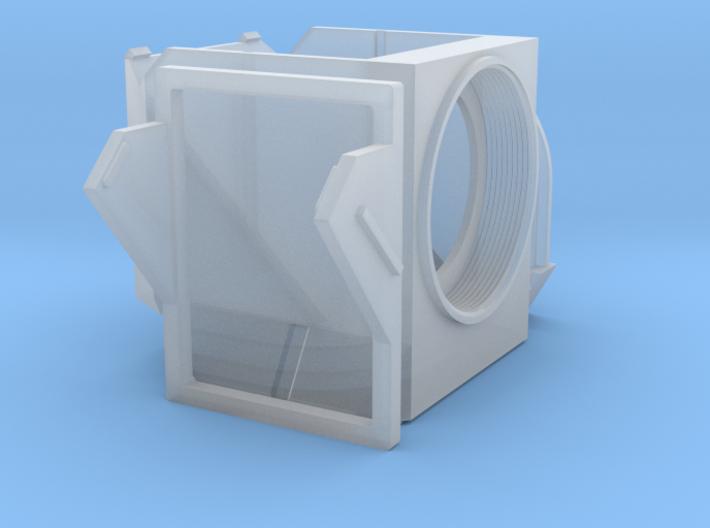Filter Cube for Nikon TiU 3d printed