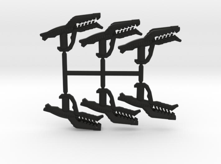 Drone Incinerator Pack 3d printed