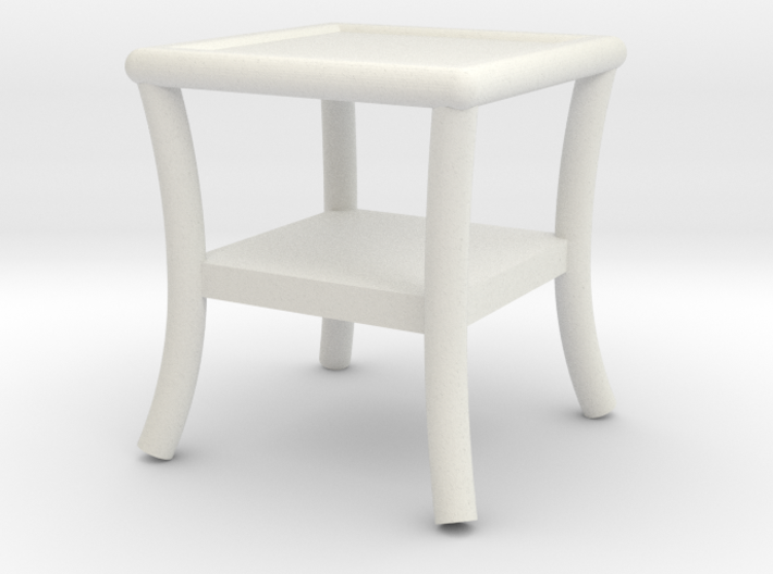 1:48 Patio Side Table 3d printed