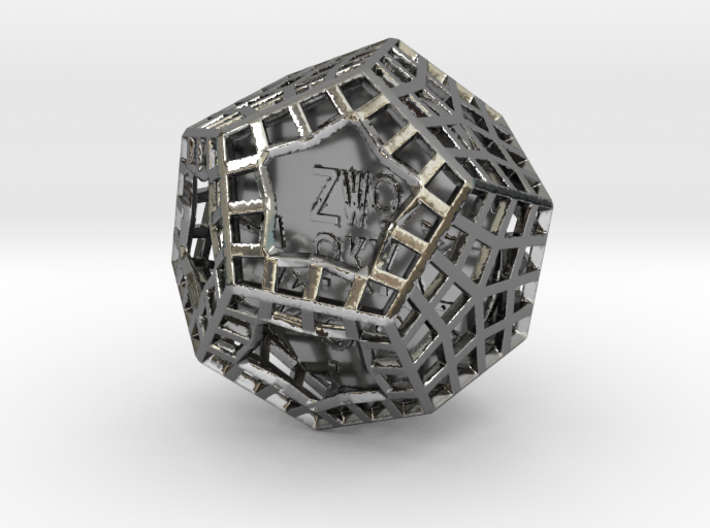 ZWOOKY Style 3416 - Sphere 3d printed