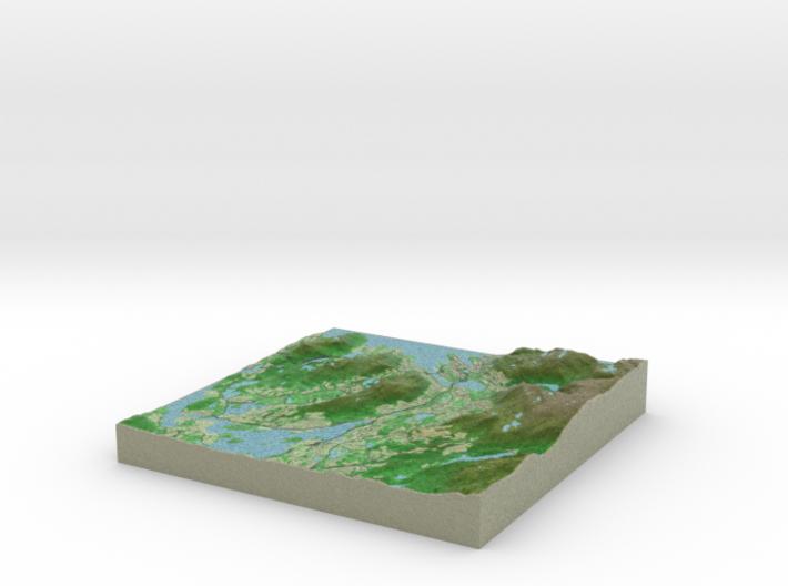 Terrafab generated model Sun Feb 15 2015 02:24:31 3d printed