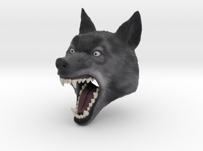 Insanity Wolf 3d printed