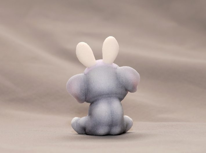 Ellie the Elephant 3d printed