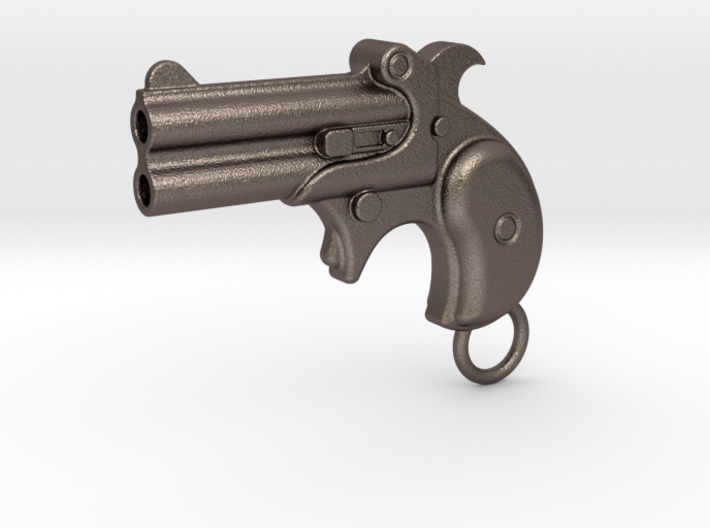 Gun Bottle Opener 4 3d printed