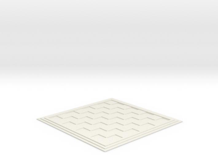 Chess/Checker Board 3d printed