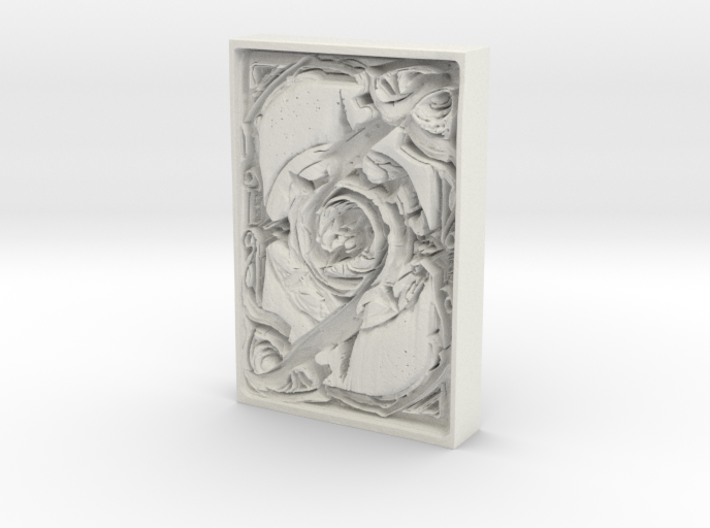 Hearthstone 3d printed