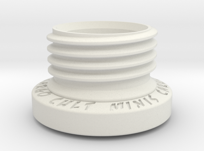 Sculpting Platforms-Small Sculpting Plug Sample 3d printed
