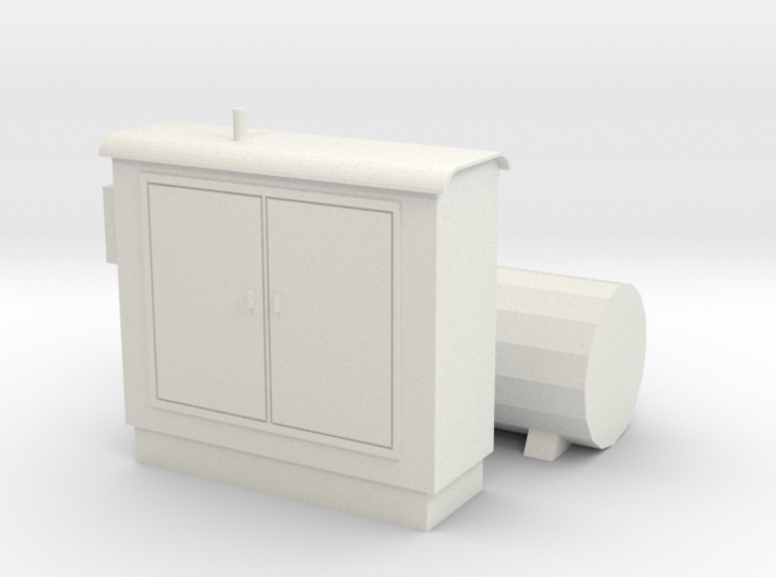 Generator Set for Thrall wellcars APLX 5000-5011 3d printed