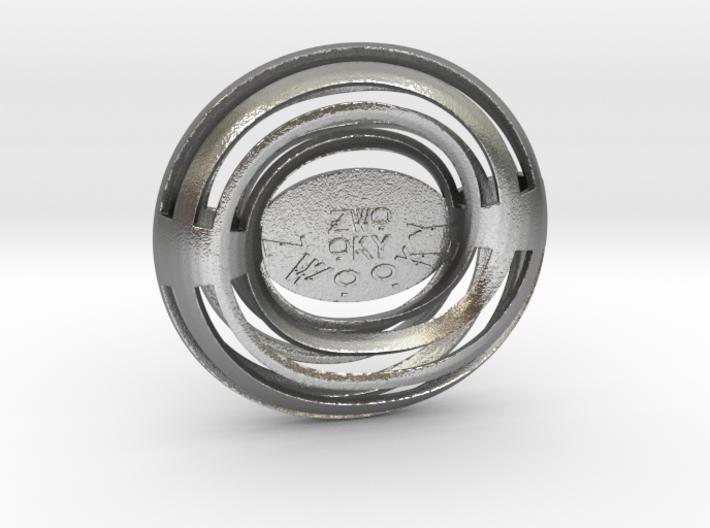ZWOOKY Style 3430 - Moebius 3d printed