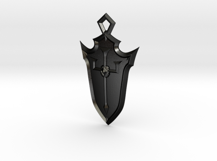 Crusader Shield 3d printed