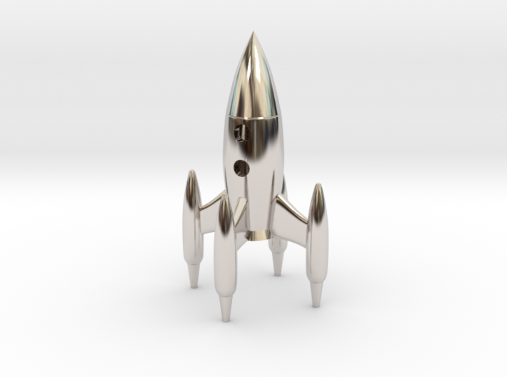 Royal Mann (King) - [1,0/1,1] Stellar 3d printed