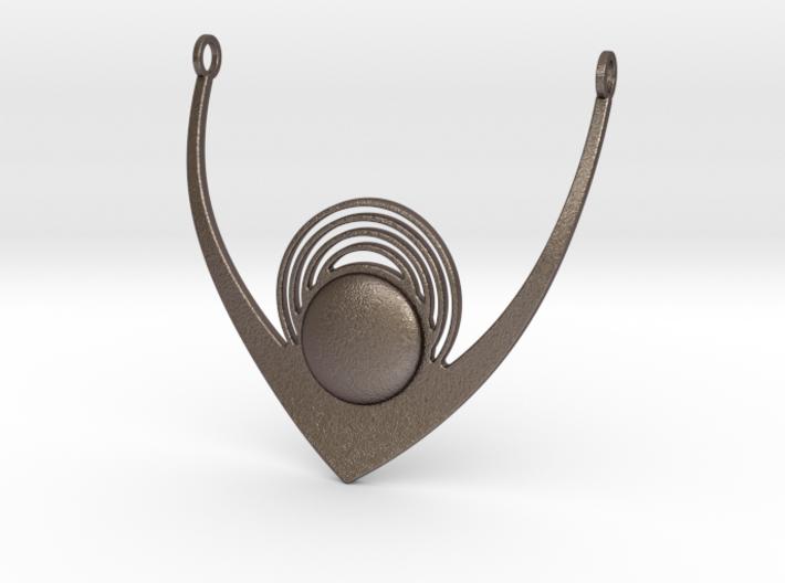 V18 Necklace 3d printed