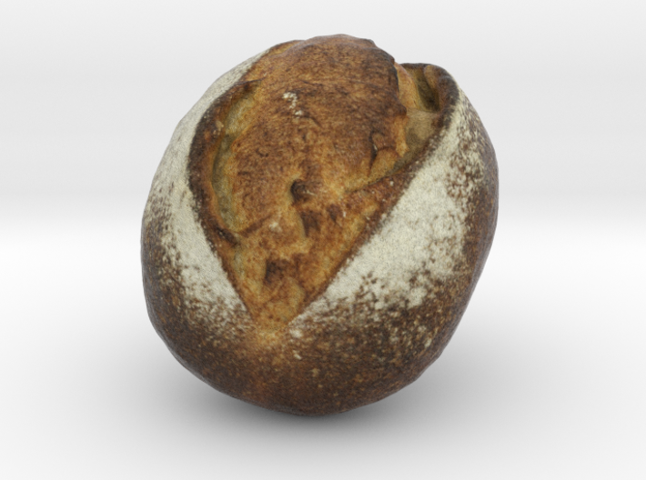 The Pain de Campagne-2 3d printed