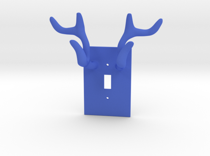 Horn jewelry Hanger 3d printed
