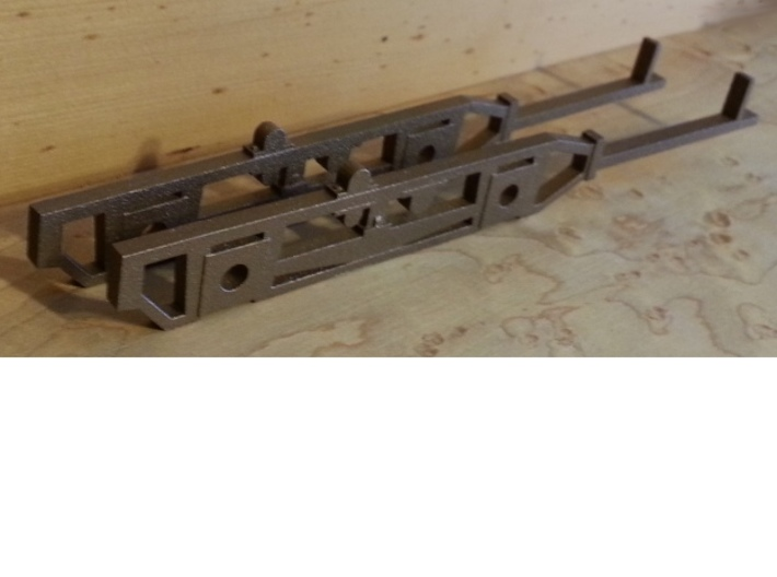 1:20.32 scale 0-4-0 Baldwin Frames with journals 3d printed
