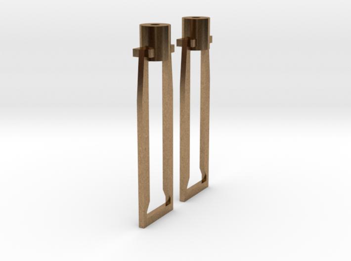 HO cross head hangers 3d printed