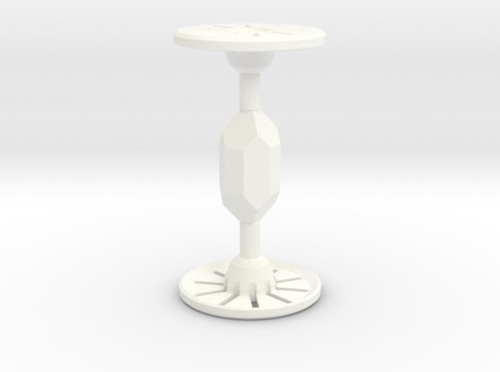 Saber Crystal 3d printed