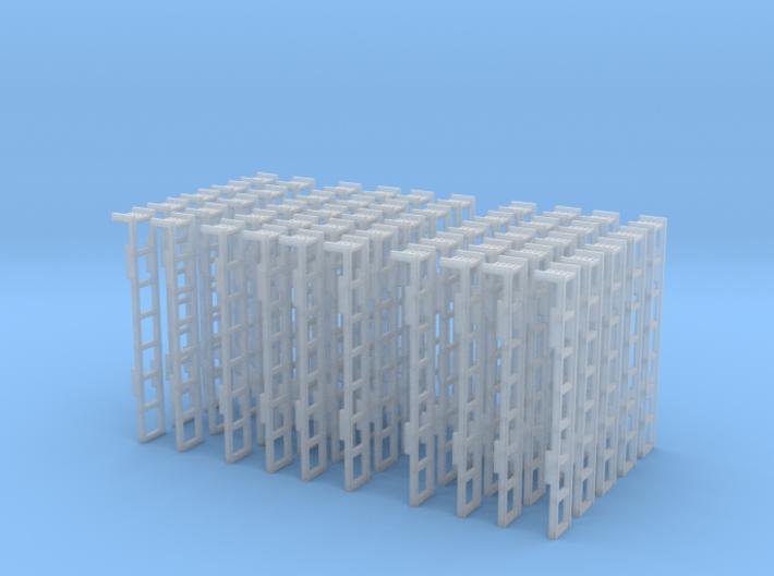 Aufstiegsleiter 50x 3d printed