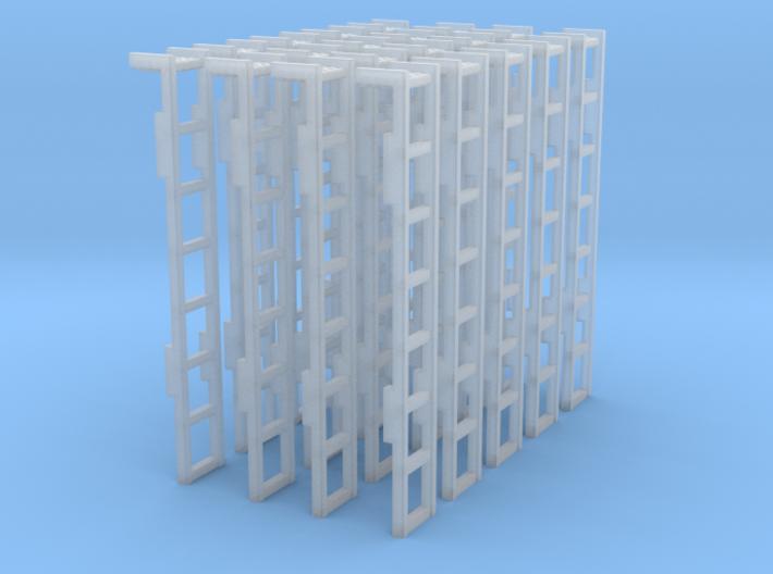 Aufstiegsleiter 20x 3d printed