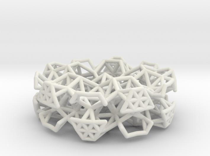 Orbital Pendant 3d printed