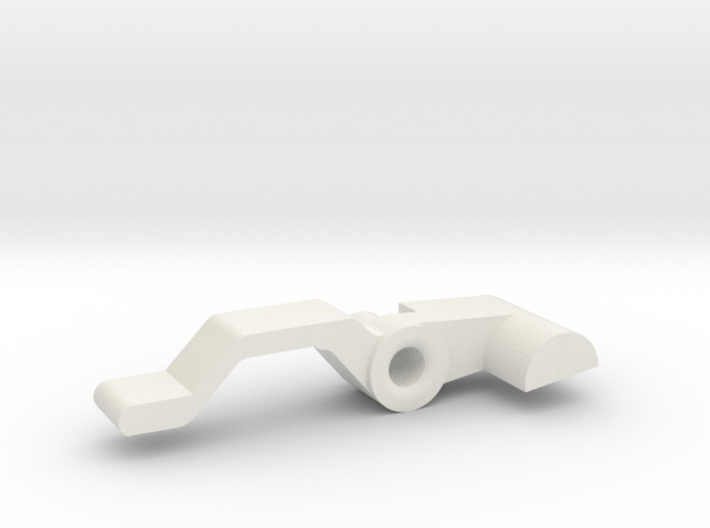 Onity Front Desk Systems compatible Lock Lever 3d printed