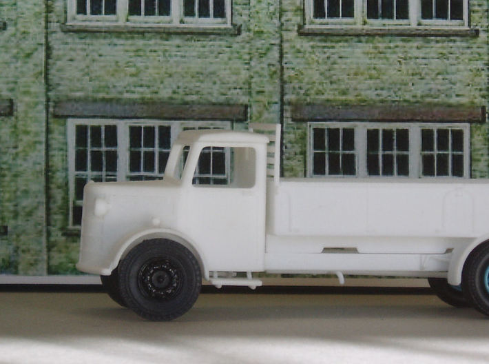 1:43 Bedford Dropside Body 3d printed Fitted to Bedford OL