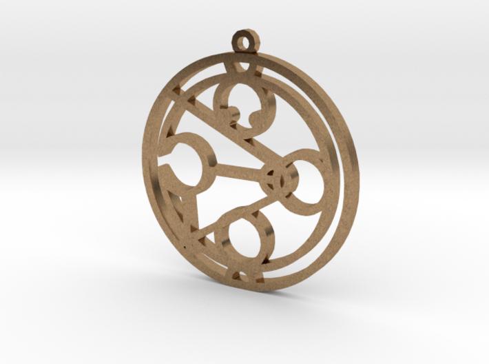 Jamocah - Necklace 3d printed