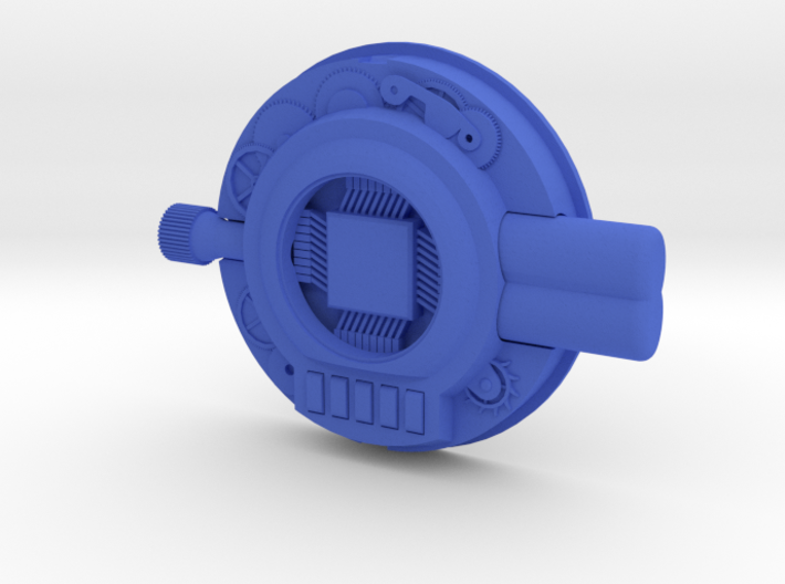 Modified Part 2 Right 3d printed
