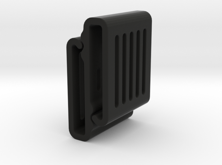 Molle S Clip - Light Duty 3d printed