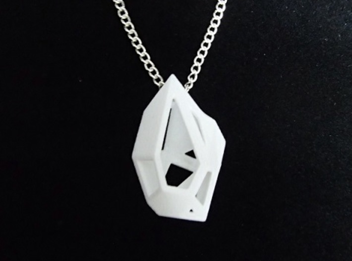 Cage Pendant 3d printed