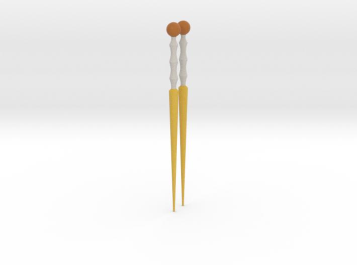 Changing Chopsticks 3d printed