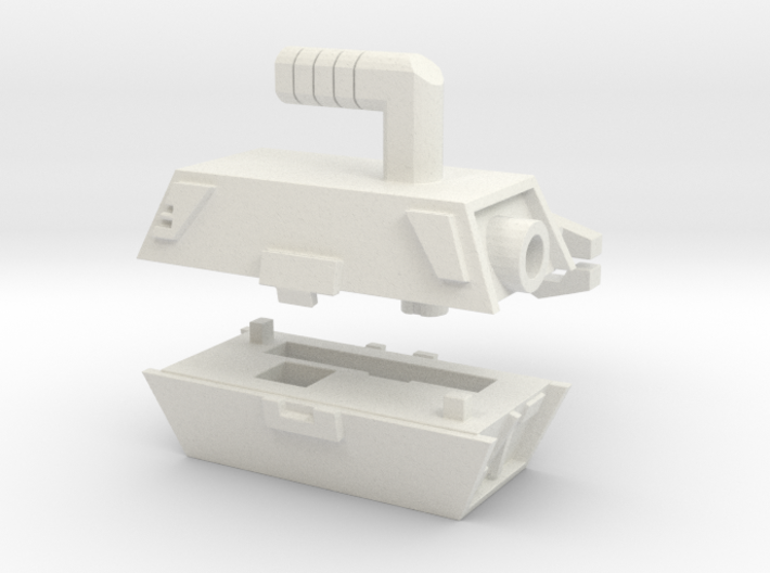 TF4: AOE Jackie the box tools kit for Wheeljack 3d printed