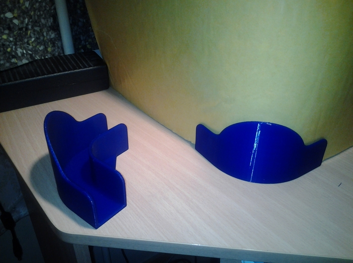 MaterialSupport 3d printed