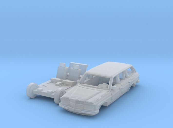 Mercedes-Benz T-Modell (TT 1:120) 3d printed