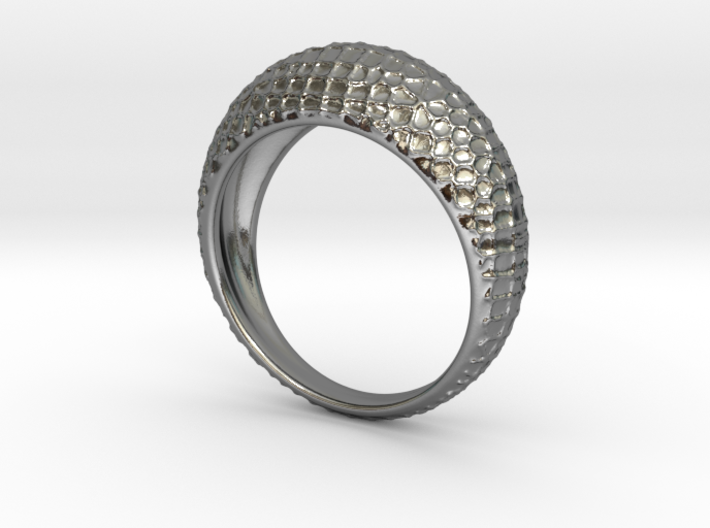 Skin ring 3d printed