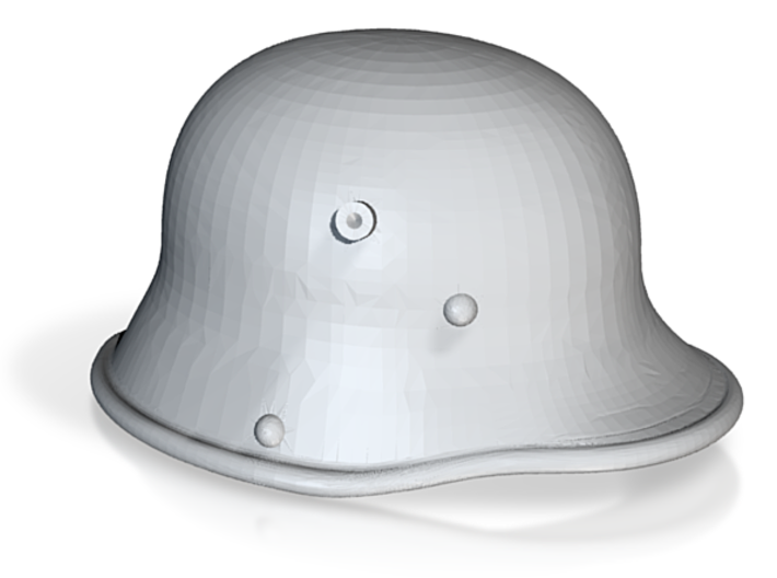 M1916 German Helmet 3d printed