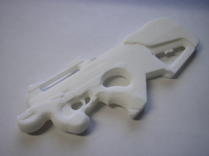 1/6 scale Moon Net V23 Compact Rifle MK1 3d printed