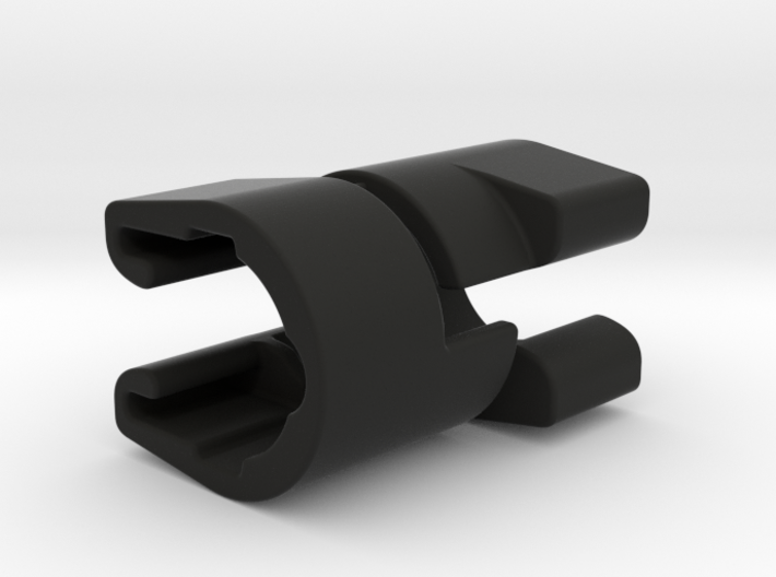 Clip Set for Original Bugaboo Wheelie Board 3d printed