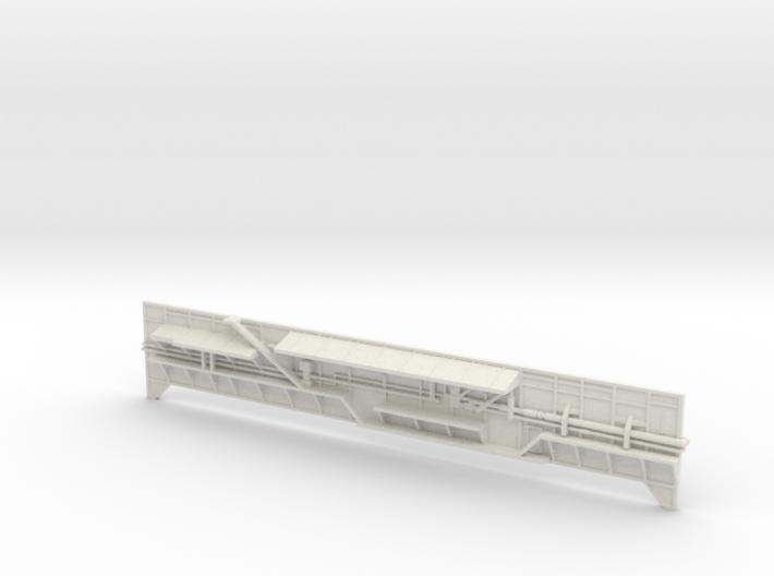 Shuttle MLP 1:144- Side 1 3d printed