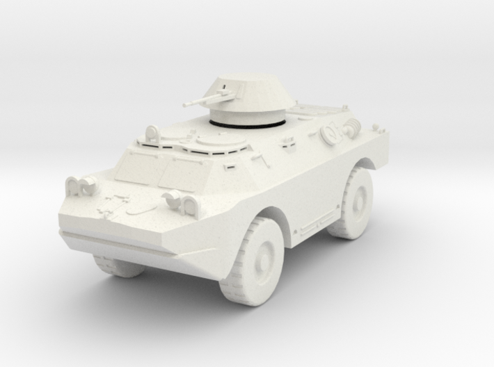 MV01A BRDM-2 Scout Car (28mm) 3d printed