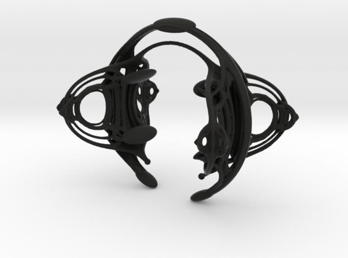 METROPOLIS Bracelet 3d printed
