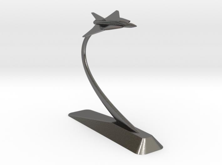 Saab Draken Monument 3d printed