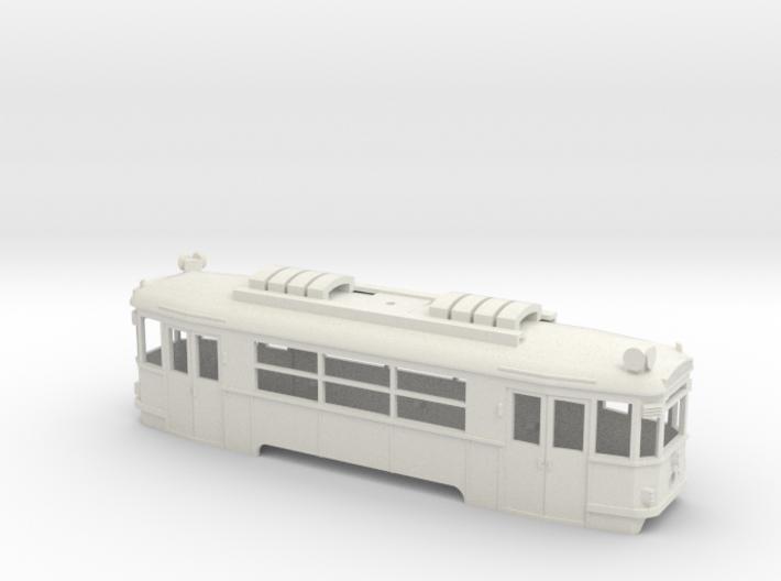 BH Wiener Linien Arbeitstriebwagen Gehäuse 3d printed