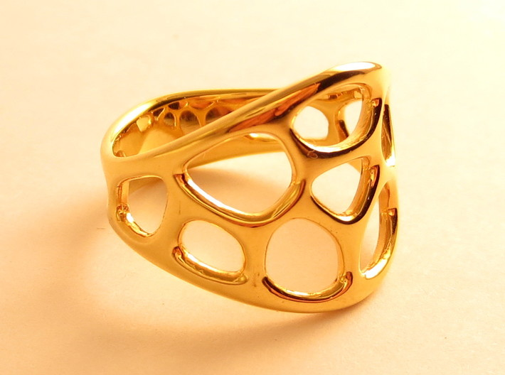 Cell Ring 3d printed