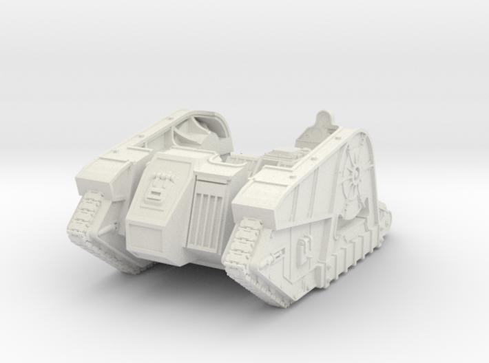 Bullhead Composite (full) 3d printed