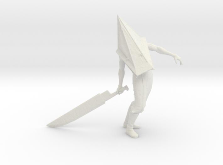PYRAMID HEAD 3d printed